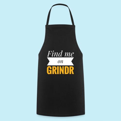 Trouve moi sur Grindr - Tablier de cuisine