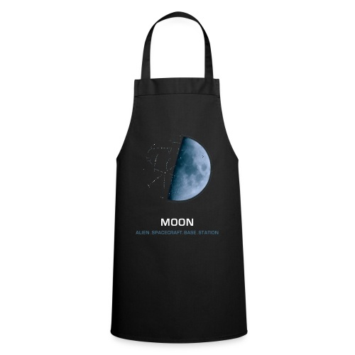 moon spacecraft design - Cooking Apron