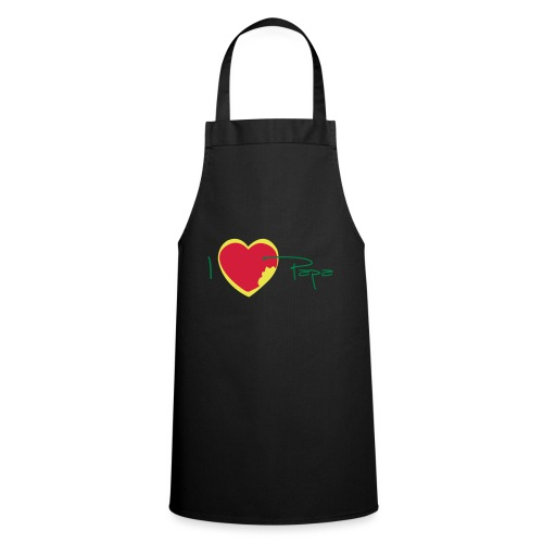 I love papa rastafari - Tablier de cuisine