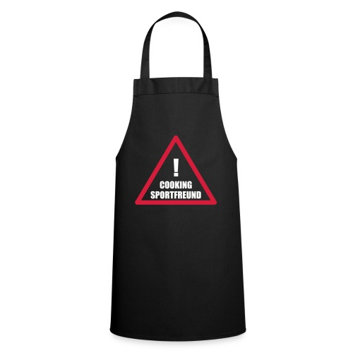 Sportfreunde Cooking - Kochschürze