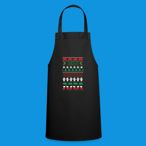 Beary Christmas.png - Cooking Apron