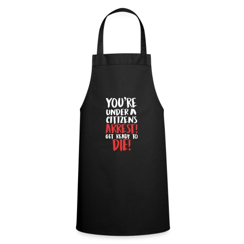 The Fergus Beeley - Cooking Apron