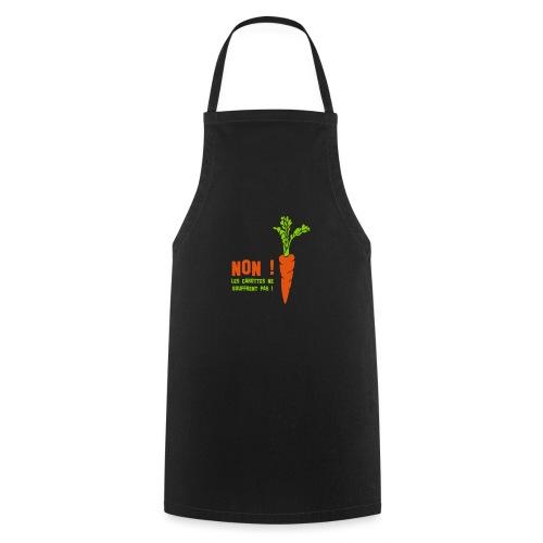 carottes ai - Tablier de cuisine