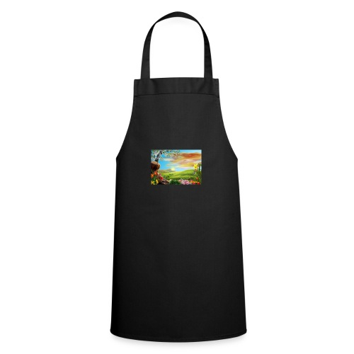 bob ross - Kochschürze