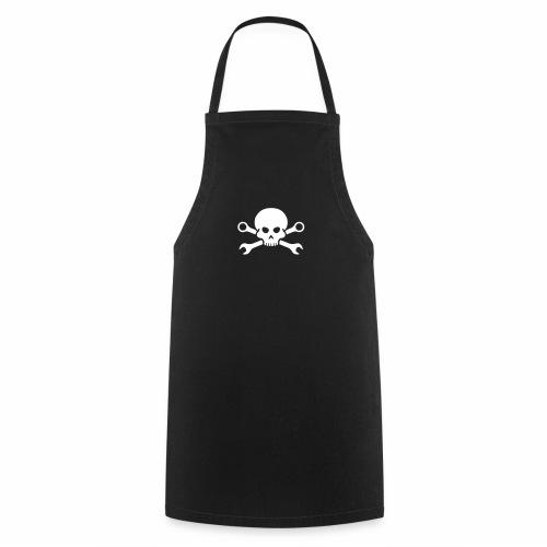 Skull'n'Tools Pirate Skull - Cooking Apron