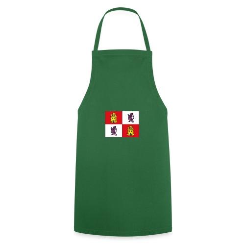 ESCUDO CASTILLA Y LEON - Delantal de cocina