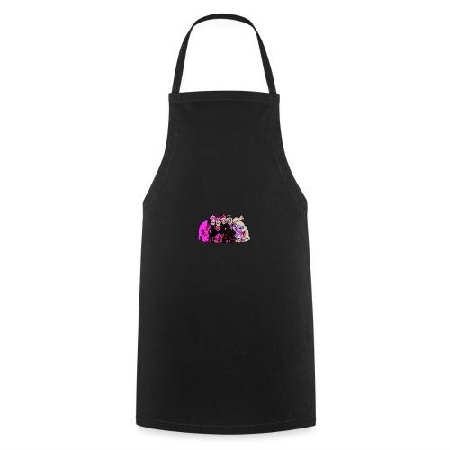 SERGI DANI ENDO DARIAN - Delantal de cocina