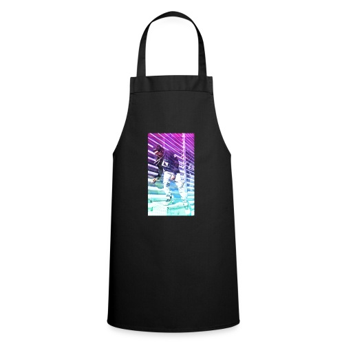 Neon HDR - Cooking Apron