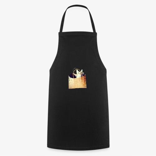 Katze im Sack - Kochschürze