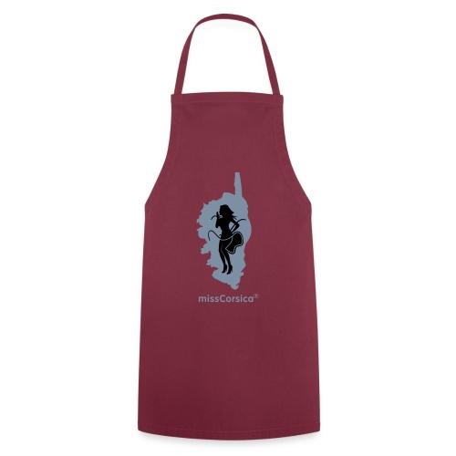 missCorsica et l'île de beauté - Tablier de cuisine
