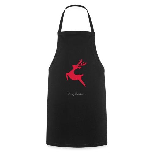 Caribou 8, Merry Christma - Tablier de cuisine