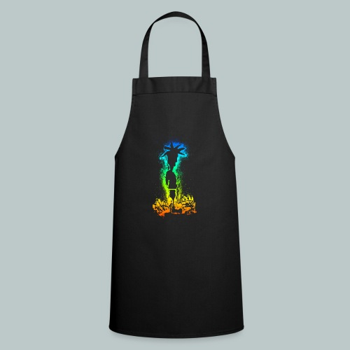 SIDESHOW TERRY IN COLOUR - Cooking Apron