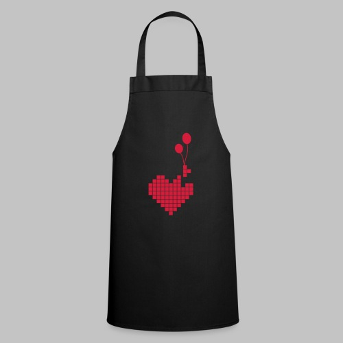 heart and balloons - Cooking Apron