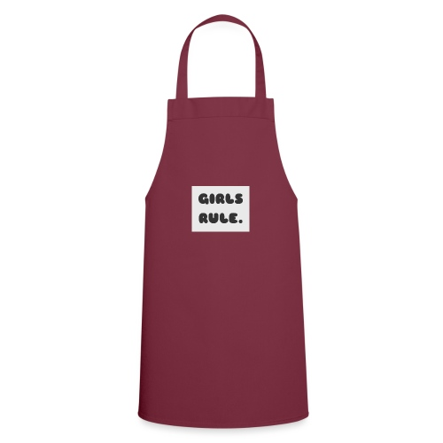 Girls Rule - Cooking Apron
