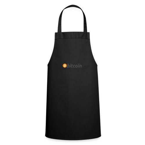 bitcoin - Keukenschort
