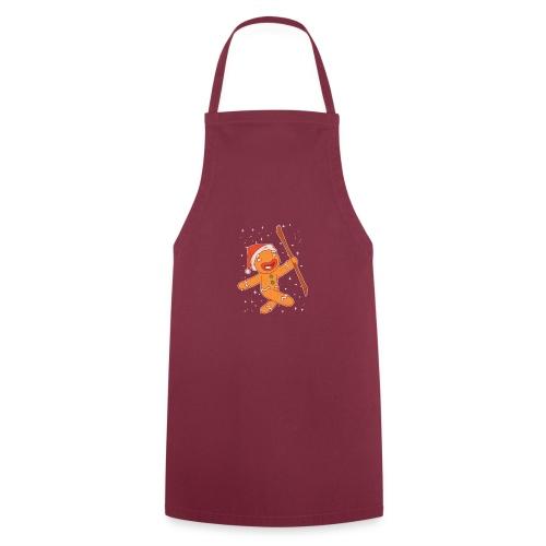 Weihnachten Lebkuchen - Lustiger Lebkuchen - Kochschürze