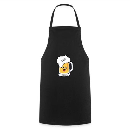 BEER INVITAS - Delantal de cocina