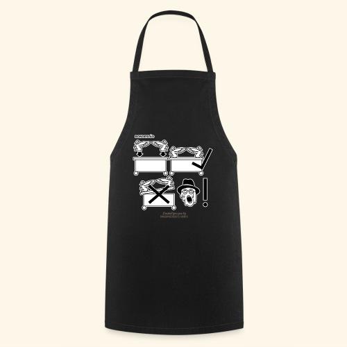 Film Geek T Shirt Design Bondesläd - Kochschürze