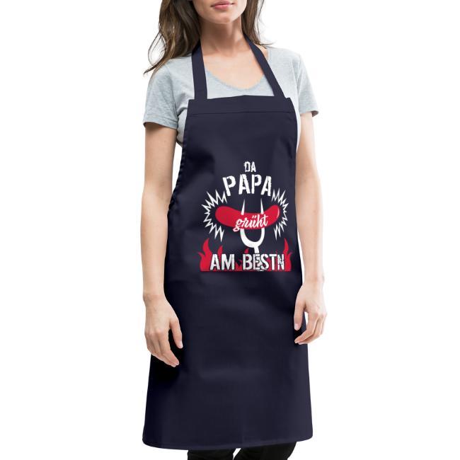 Vorschau: Da Papa grüht am bestn - Kochschürze
