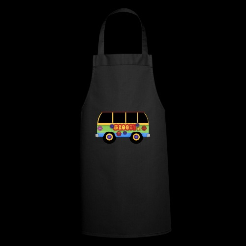 GROOVY BUS - Cooking Apron