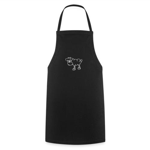 schafvektor - Kochschürze