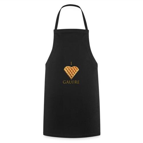 i love gaufre - Tablier de cuisine