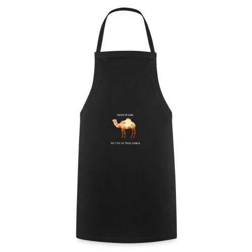 Camel Kamel quote - Kochschürze