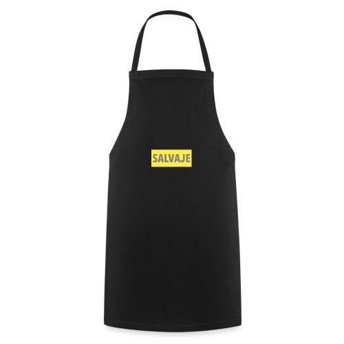 SALVAJE - Delantal de cocina