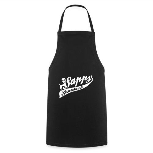 sappy baseball print - Förkläde