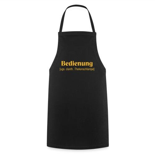 lx19bedienung1 - Kochschürze