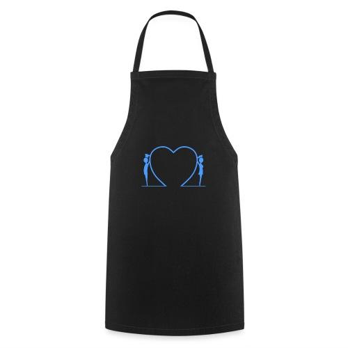 Cuciniamoci... LIGHT BLUE - Grembiule da cucina