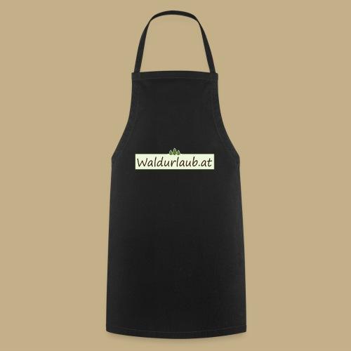 Waldurlaub - Kochschürze