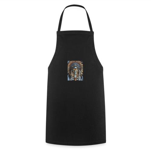 jefe indio - Delantal de cocina