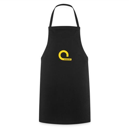 Quadaver Logo mit Text QUADAVER - Cooking Apron
