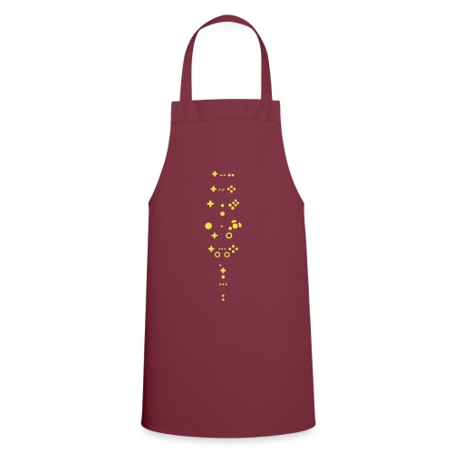 Gaming Controller Evolution - Cooking Apron