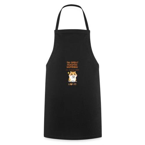 Het grote Corona Hamsterweekend! - Keukenschort