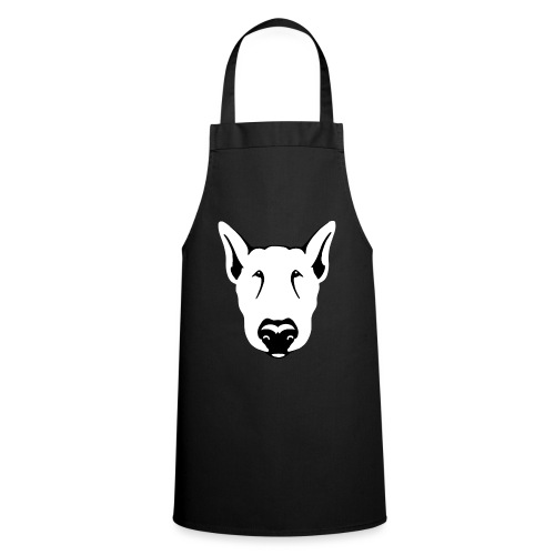 Bull Terrier Head - Cooking Apron