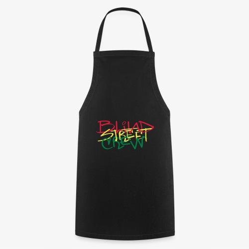 BSC Tag Rasta - Grembiule da cucina
