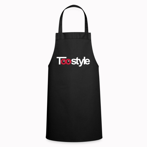 Toostyle white - Grembiule da cucina