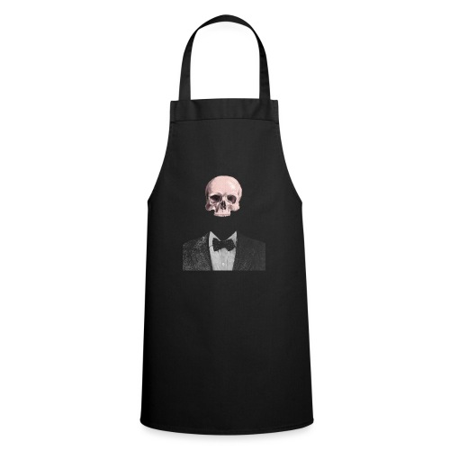 Elegant Skull - Grembiule da cucina