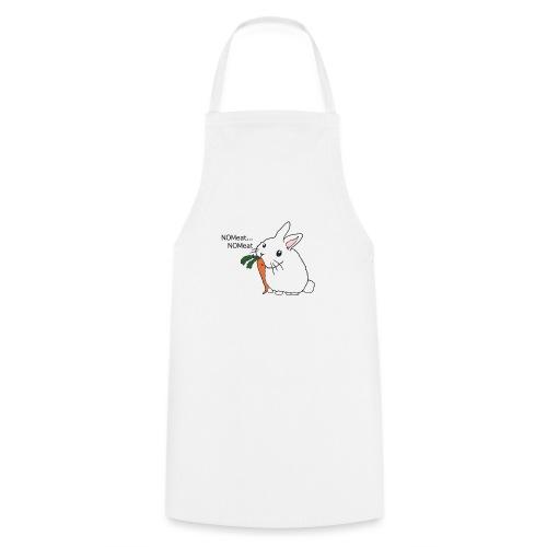 NOMeat1 jpg - Grembiule da cucina