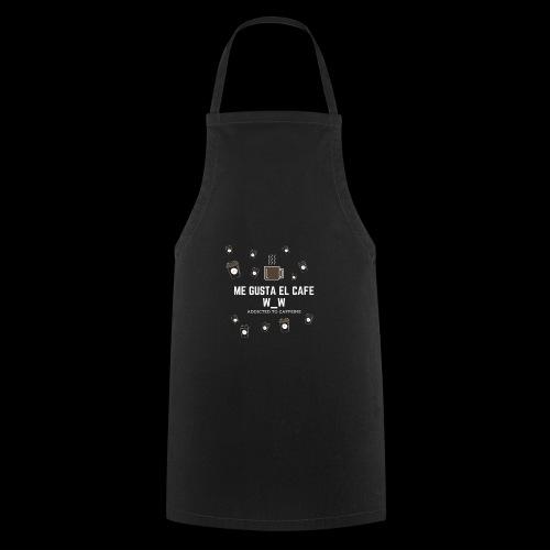 café caliente - Delantal de cocina
