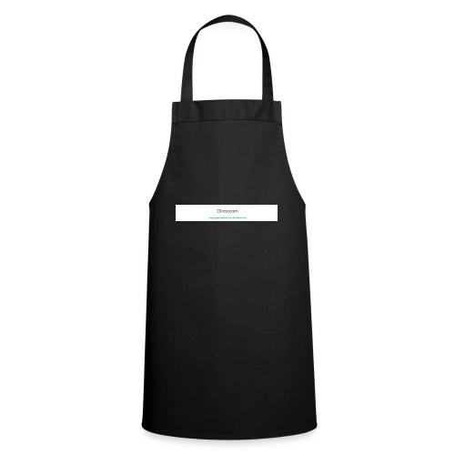 My web your work - Cooking Apron