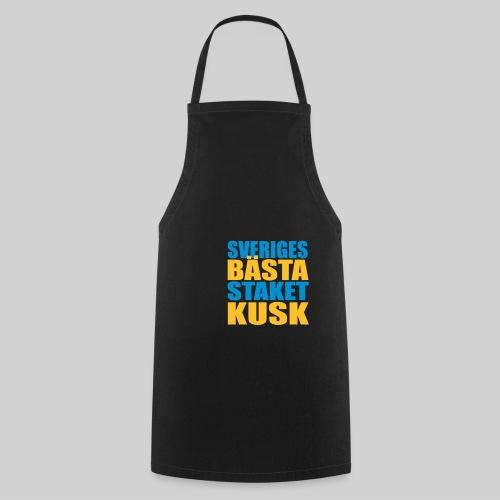 Sveriges bästa staketkusk! - Förkläde