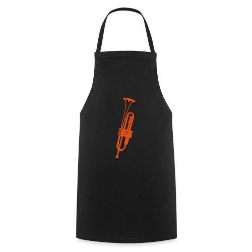 trompette instrument musique 2410 - Tablier de cuisine
