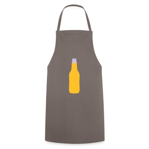 Bierflasche - Kochschürze