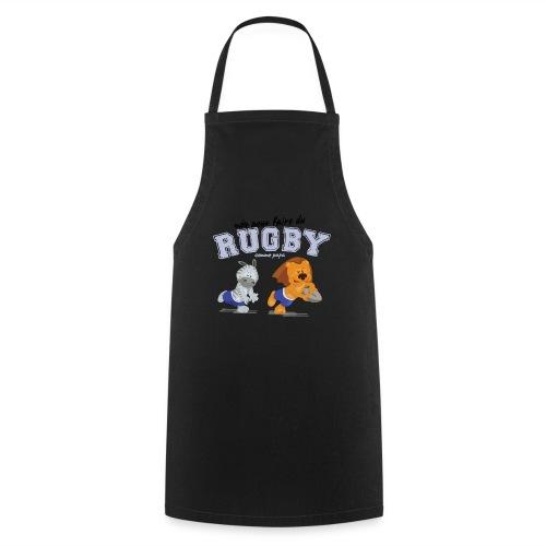 rugby_comme_papa - Tablier de cuisine