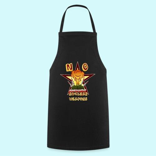 no nuclear Weapons - Keine Atomwaffen - Kochschürze