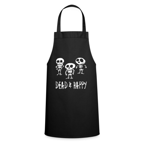 dead & happy - Kochschürze