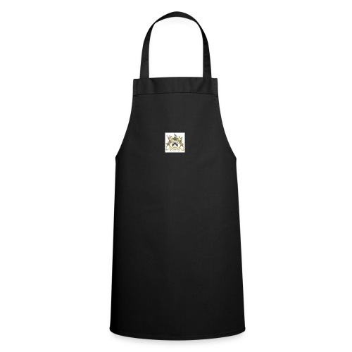 cooks crest square best digital version - Cooking Apron